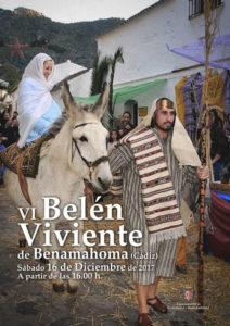 Belén Viviente Benamahoma 2017