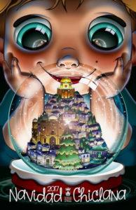 cartel navidad chiclana