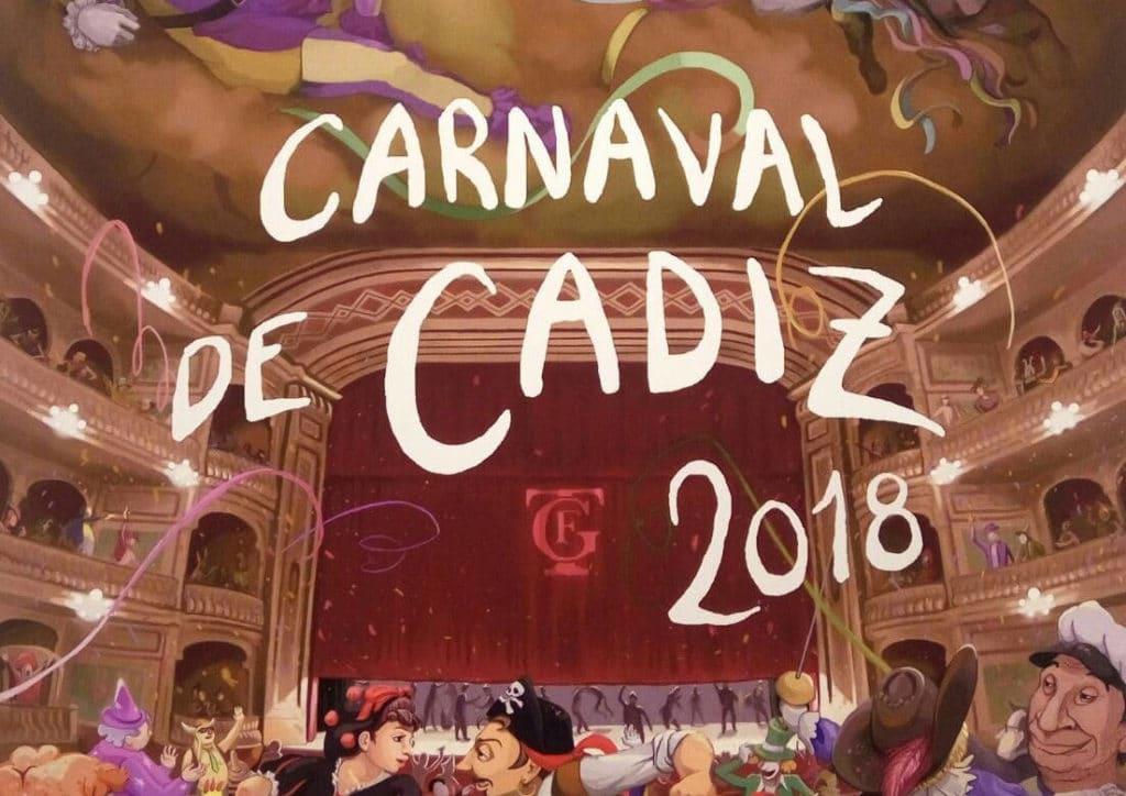 Carnaval 2018 en la provincia de cadiz