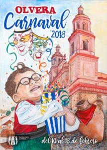 Carnaval de Olvera 2018