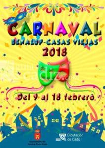 Carnaval de Benalup 2018