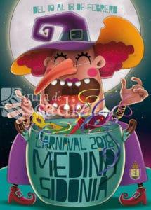 Carnaval Medina Sidonia 2018
