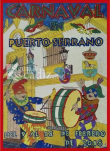 Carnaval Puerto Serrano 2018