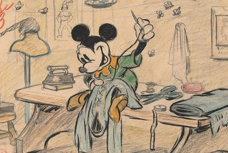 Exposición 'Disney. El arte de contar historias'