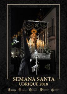 Cartel Semana Santa de Ubrique 2018 - Semana Santa en la Sierra de Cádiz