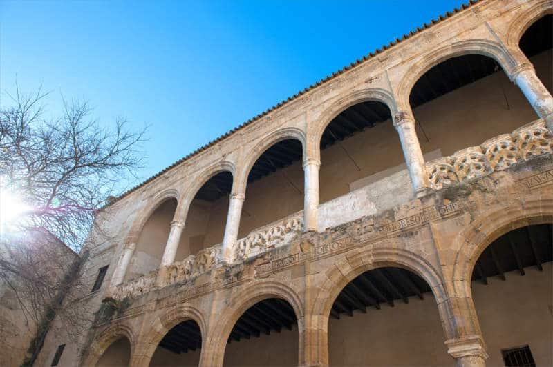 Castillo Palacio De Los Ribera en Bornos
