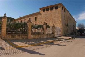 Convento Corpus Christi Bornos