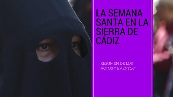 Semana Santa en la Sierra de Cádiz