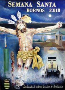 Cartel Semana Santa Bornos 2018 - Semana Santa en la Sierra de Cádiz