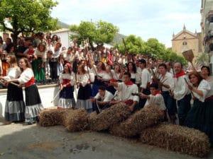 2 de Mayo, Recreación Histórica en Algodonales 2018