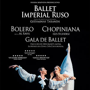 Ballet Imperial Ruso en Cádiz
