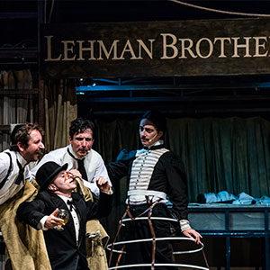 LEHMAN TRILOGY - Gran Teatro Falla 2019