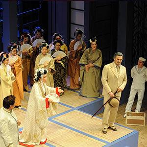 Madame Butterfly Gran Teatro Falla 2019