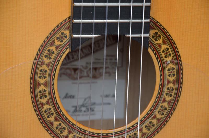 Guitarras Valeriano Bernal