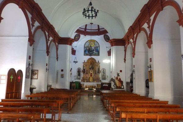 Iglesia San José - El Gastor