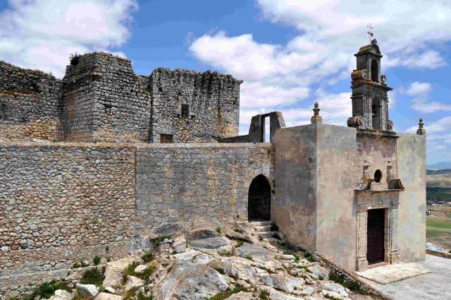 Castillo Fatetar Espera