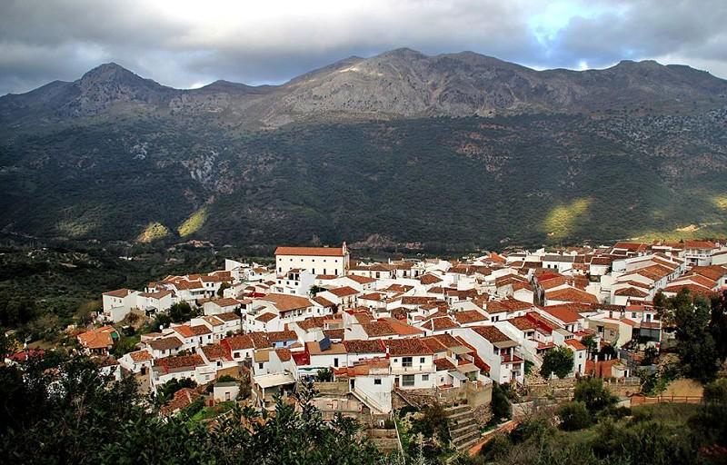 Jimera de Libar . Foto: Web Ayuntamiento