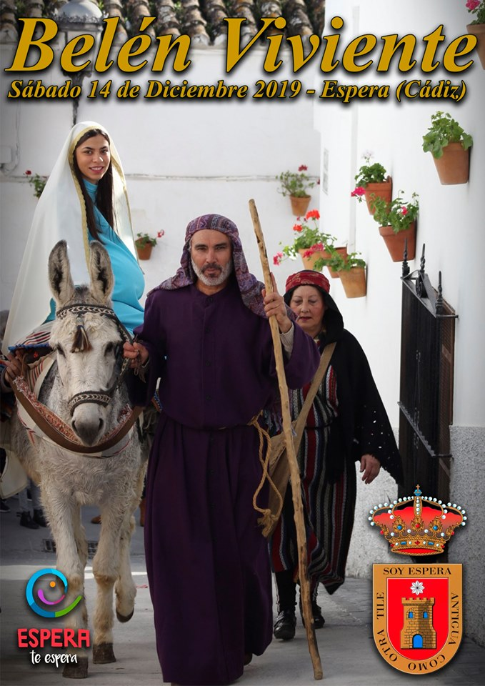 Belén Viviente Espera 2019