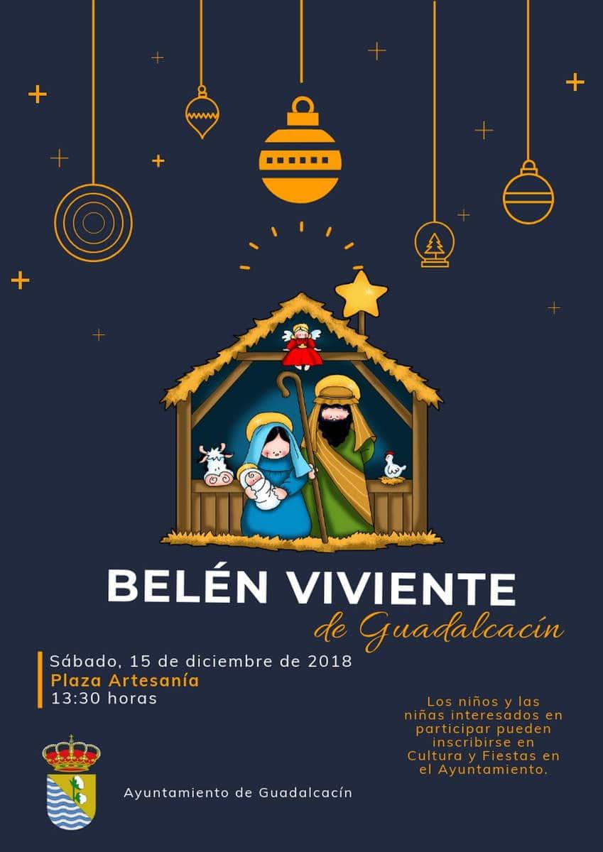 Guadalcacín - Belén Viviente 2018