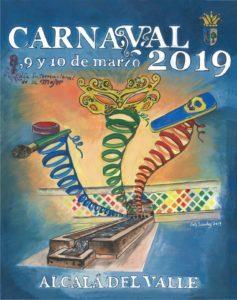 Cartel Carnaval Alcalá del Valle