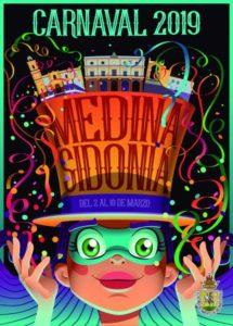 Cartel Carnaval Medina Sidonia 2019