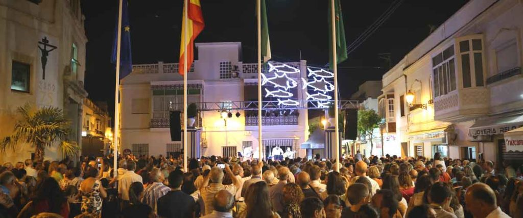 Fiestas de la Urta en Rota - Fiestas gastronómicas en la provincia de Cádiz