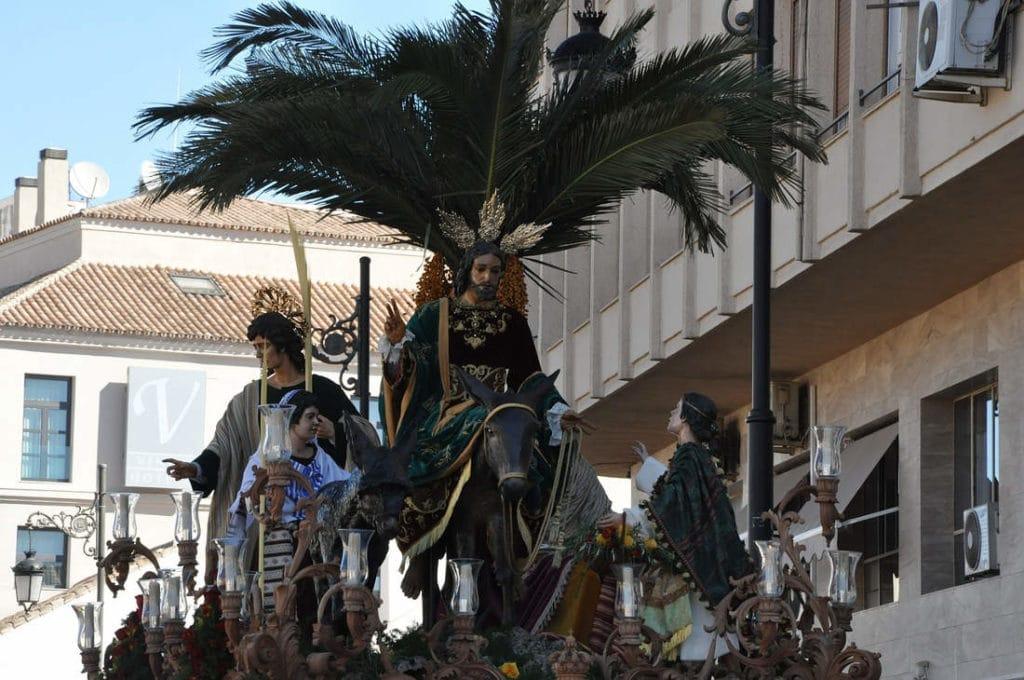 Procesiones en Andalucía - La Borriquita - Imagen por Iwona Olczyk