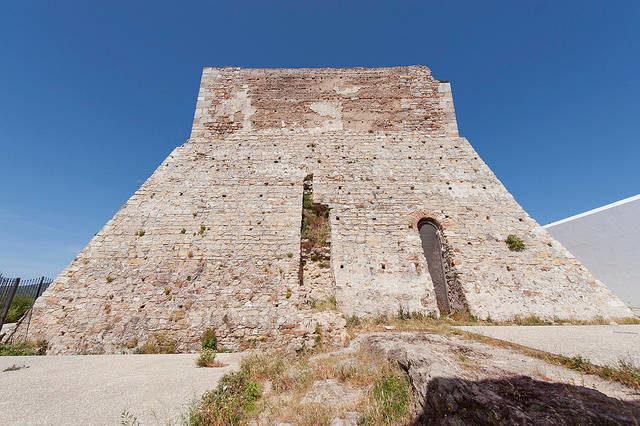 Castillo Alcalá de los Gazules