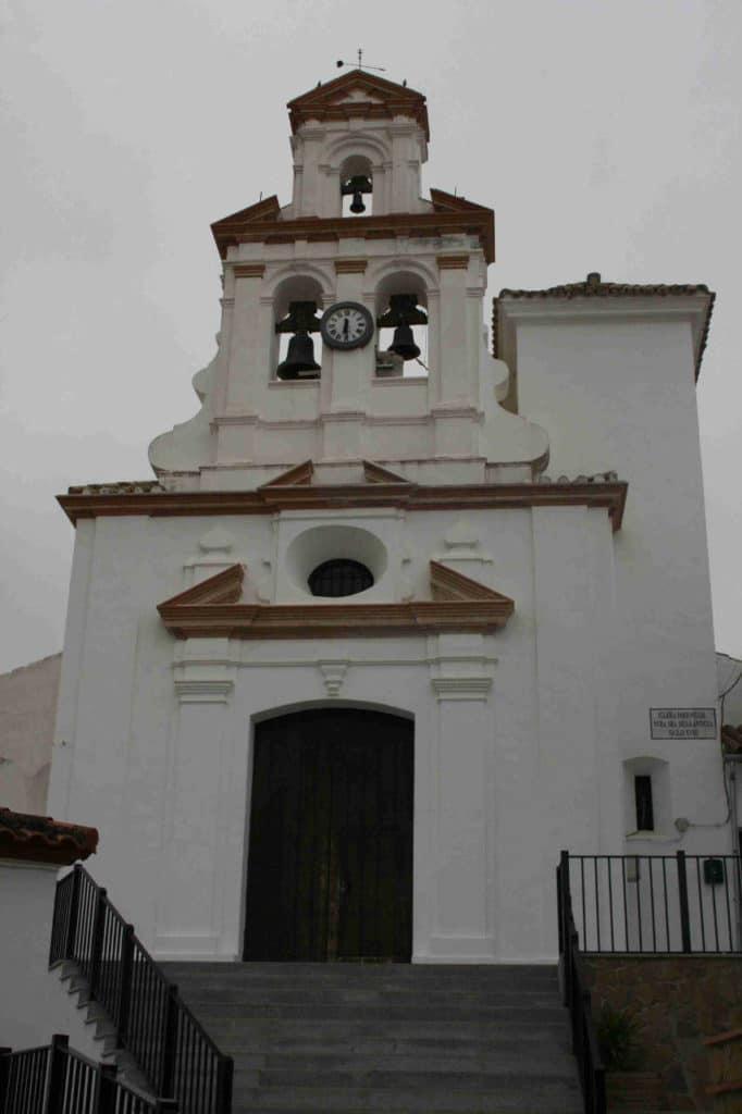 Iglesia Nuestra Señora de la Antigua Torre Alháquime