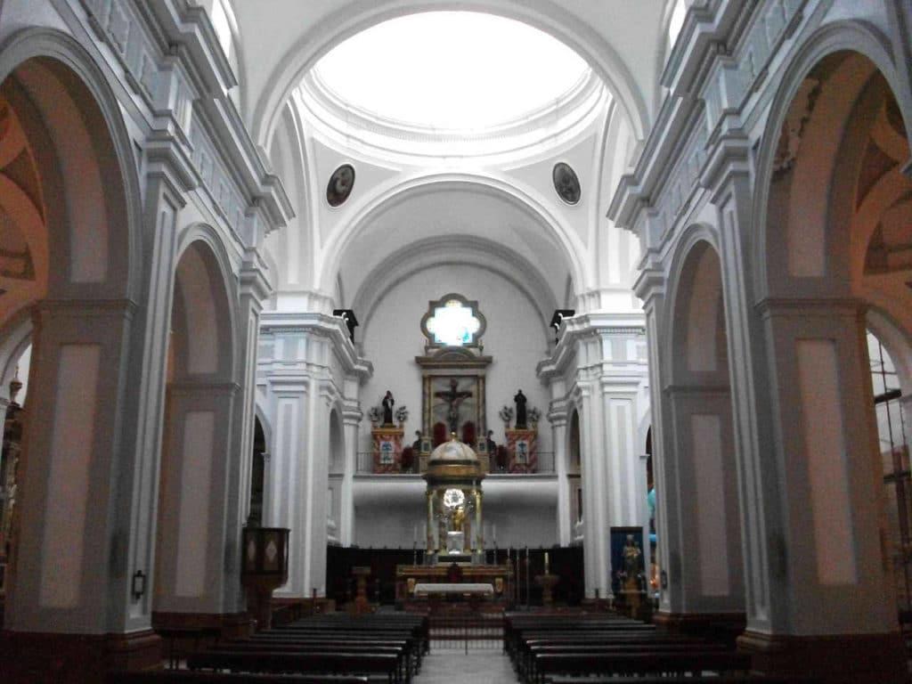 Iglesia Mayor Parroquial Nª Sñra de la Encarnación