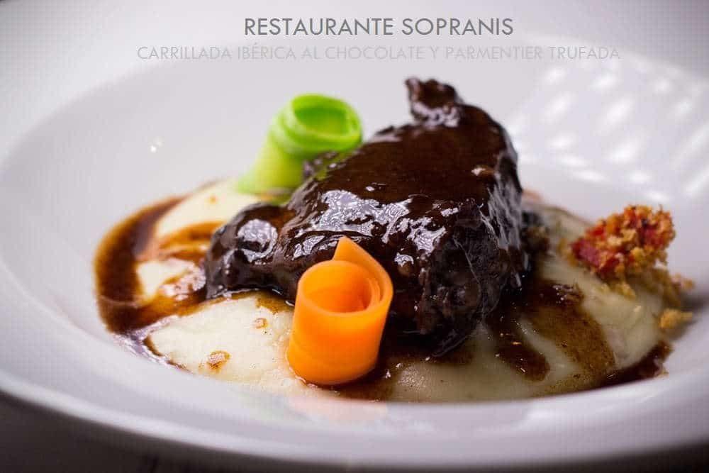 Restaurantes en Cádiz -Sopranis