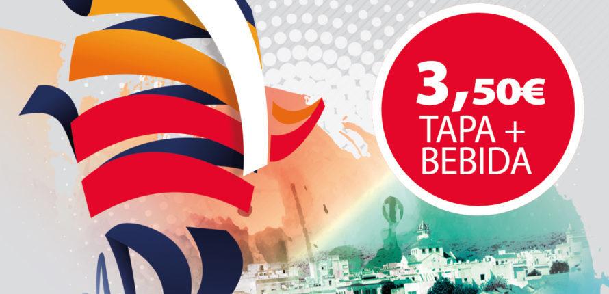 Ruta del Atún de Barbate - Tapa+Bebida  3.5€