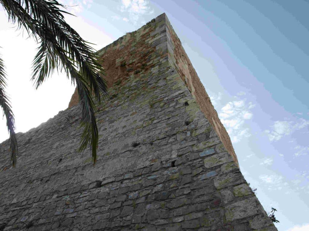 Torre Castillo Alcalá de los Gazules