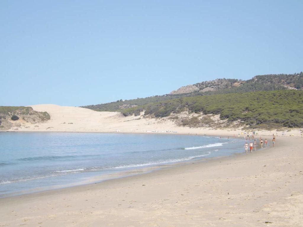 Playa de Bolonia. Foto de Isabel Medianero