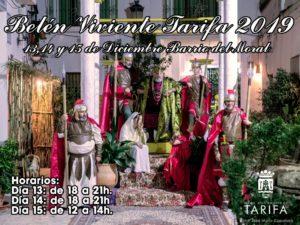 Belén Viviente Tarifa 2019