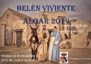 Belén Viviente Algar 2019