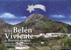 Belén Viviente Benamahoma 2019