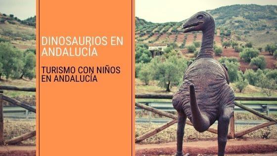 Dinosaurios en Andalucia