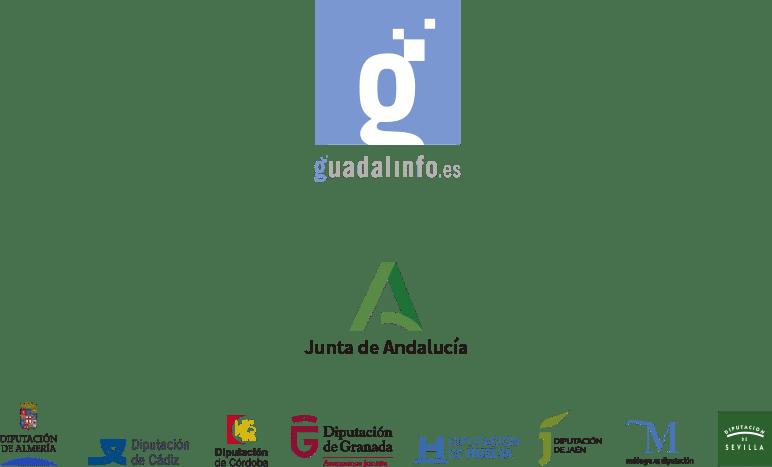 Logo de Guadalinfo, Junta de Andalucía y Diputaciones