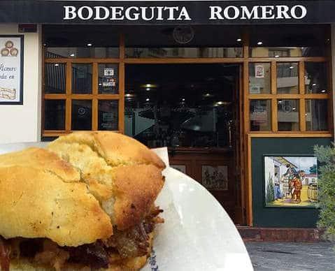 Bodeguita Romero - Bar de tapas en Sevilla